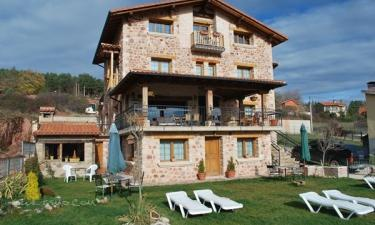 Casa Rural Casa El Olmo en El Rasillo de Cameros a 5Km. de Nieva de Cameros