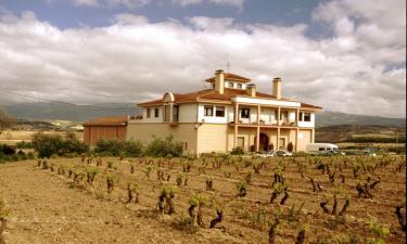 Casa Rural Señorio de las Viñas en Laserna (La Rioja)