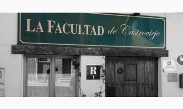 Casa Rural La Facultad de Castroviejo en Castroviejo (La Rioja)