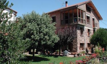 Casa Rural Mabe en El Rasillo de Cameros a 5Km. de Nieva de Cameros