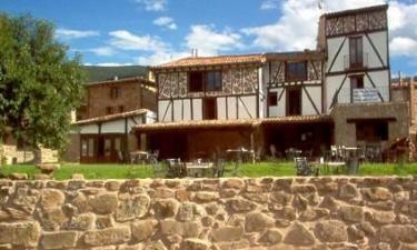 La Casona dal Pastor en Valgañón a 14Km. de San Vicente del Valle
