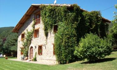 Casa Cospedal en El Rasillo de Cameros (La Rioja)