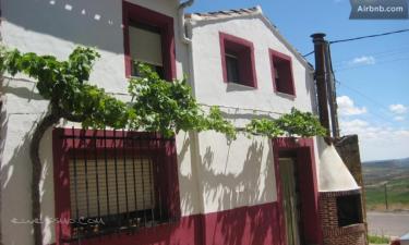 Casa La Barrera en San Asensio a 18Km. de Haro