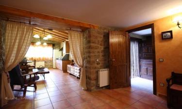 Casa Rural Arca en Lumbreras de Cameros (La Rioja)