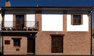 La casa de Sotés en Sotés (La Rioja)