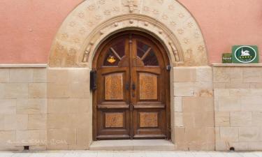 Casa de la Condesa en El Redal a 34Km. de Autol