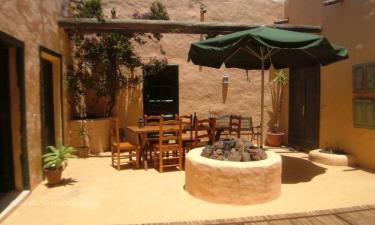 Villa Gaia en Femés a 14Km. de La Asomada