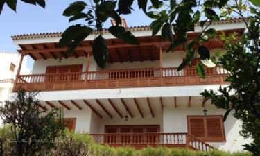 Casa Lola en Teror (Las Palmas)