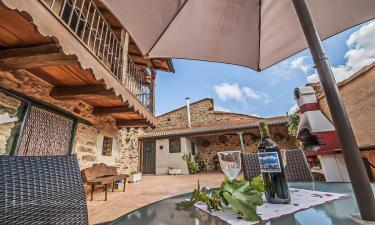 Casa Rural Jumaca en Valdespino de Somoza a 15Km. de Luyego de Somoza