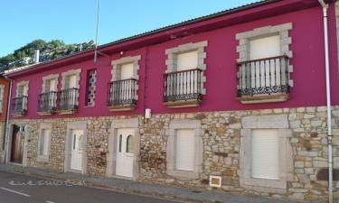 La Cuadra I en Cabornera (León)