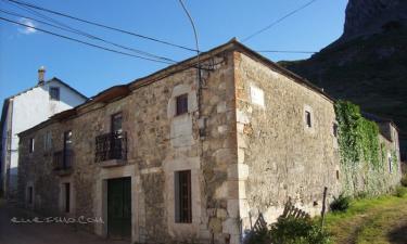 Casa Rural Reino de León-I en Quintanilla de Babia (León)