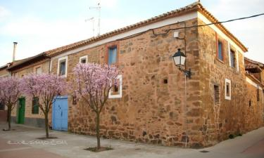 Casa Rural La Casa de Murias en Astorga a 35Km. de Jiménez de Jamuz