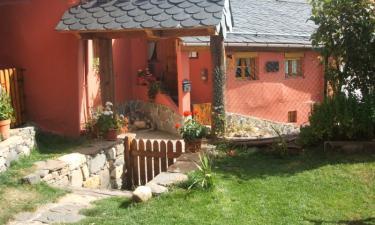 Casa Rural Faldin en Sosas de Laciana a 22Km. de Pola de Somiedo