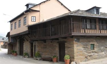 Casa Rural El Candil 2 en San Pedro de Olleros a 21Km. de Pereje