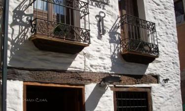 Casa Rural La Llave en Villafranca del Bierzo (León)