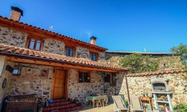 Casa Rural Entre Valles en Benllera a 43Km. de Villar de Mazarife