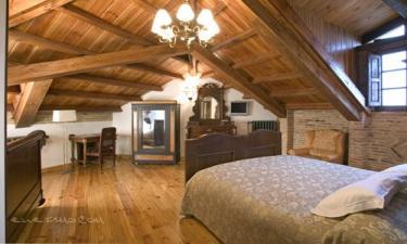 Hostería Camino Posada Real en Luyego de Somoza a 31Km. de Valderrey