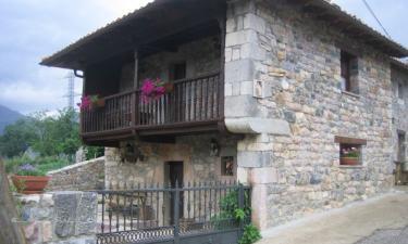 Casa del Coto en Oseja de Sajambre (León)