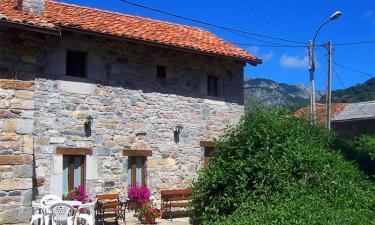 Casa Rural Niajo en Oseja de Sajambre (León)