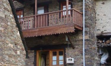 Casa Rural La Senda en Bouzas (León)