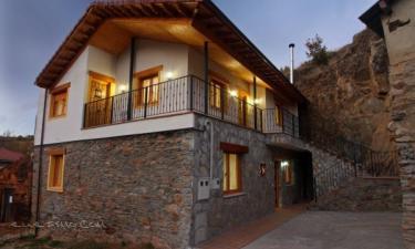 Casa Rural Aguas Frías en Riello (León)