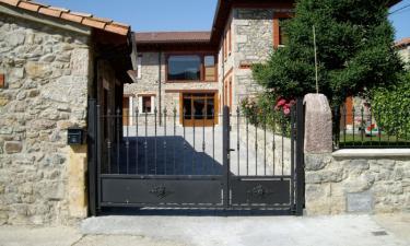 Alojamiento Rural Solapeña en Reyero (León)
