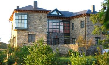 Casa Rural Montealegre en Montealegre (León)