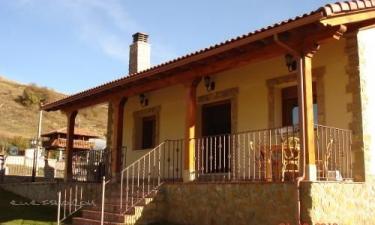 Refugio del Cueto en Villamanín a 39Km. de Nocedo de Curueño