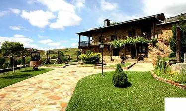 Villa María en Cacabelos a 18Km. de Pereje