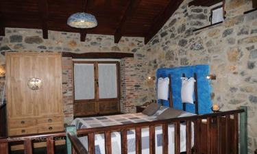 Entre Babia y la luna - Estrellas  en Villafeliz de Babia (León)