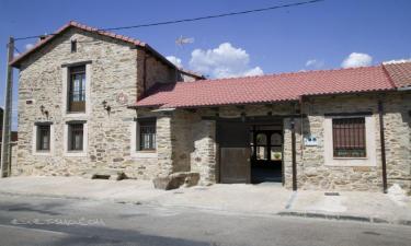 La Calista I y II en Santa Catalina de Somoza a 42Km. de Villoria de Órbigo