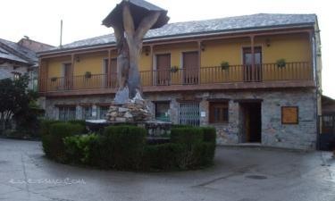 CTR Cornatel-Médulas en Borrenes (León)