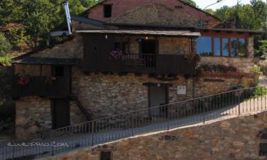 Casa Rural El Lagar en Orellán (León)