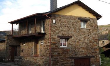 Casa Rural San Pedro Mallo en San Pedro Mallo a 12Km. de Robledo