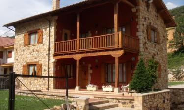 Casa de Pepa en Cistierna a 28Km. de Prioro