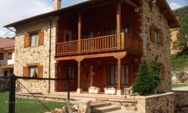 Casa de Pepa en Cistierna a 7Km. de Modino