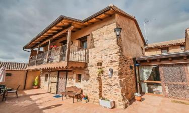 Casa Rural Jumaca en Valdespino de Somoza a 39Km. de Villoria de Órbigo