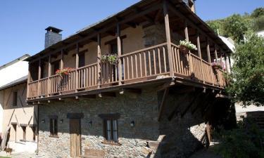 Casa Rural Sol y Luna en Torre del Bierzo a 30Km. de Molinaseca
