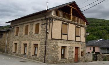 La Curuja en Noceda (León)
