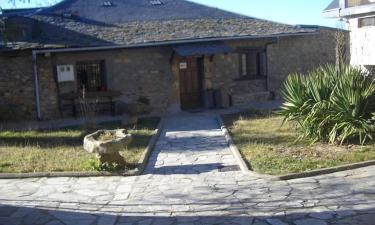 Casa Rural de Santibáñez del Toral en Santibañez del Toral (León)