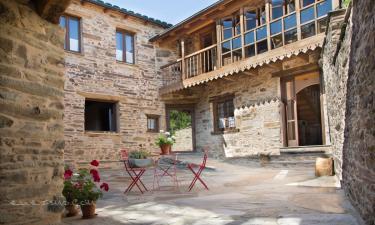 Casa rural Valle del Duerna en Chana de Somoza a 29Km. de Truchillas