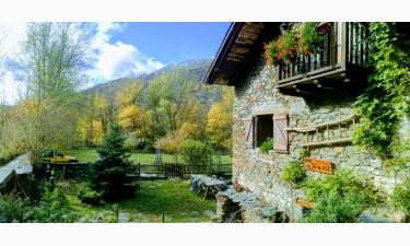 Casa Janxic en Lladorre (Lleida)