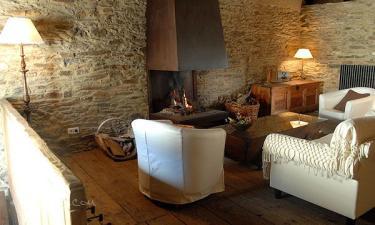 Casa Rural Bòrda Guilhamuc en Les a 37Km. de Montgarri