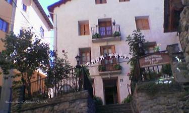 Casa Rural Casa Felip en Espot (Lérida)