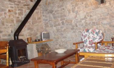 Casa Rural Cal Barbas en Els Plans de Sió a 20Km. de Montornès de Segarra