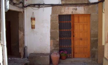 Turisme Cal Marti en Tarroja de Segarra (Lleida)