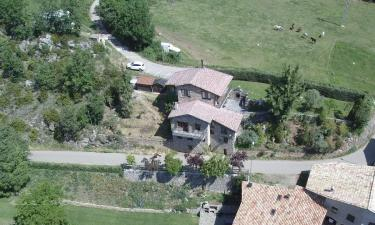 Casa Rural Casa Sisquet en Montcortès (Lleida)