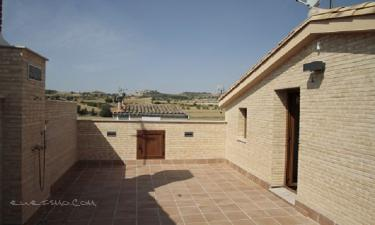 Cal Txacó en Els Hostalets (Lleida)