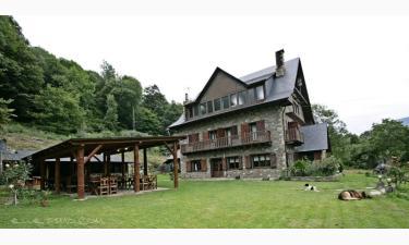 Casa Rural Eth corrau en Les (Lérida)
