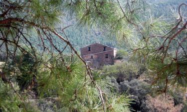 Masia Cal Fenosa en El Puig a 3Km. de Livia